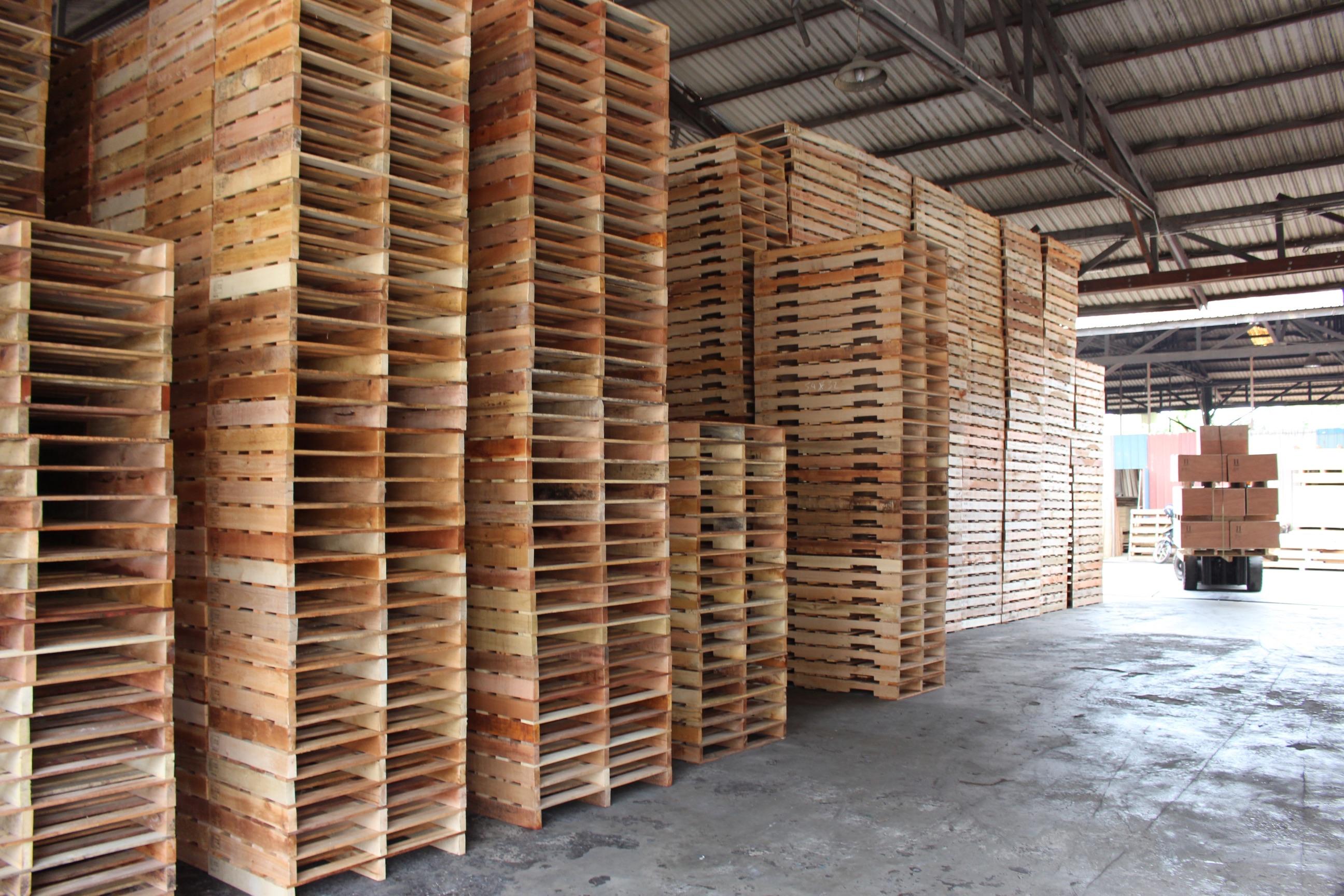 New Wooden Pallets – XCEL Industrial Supplies