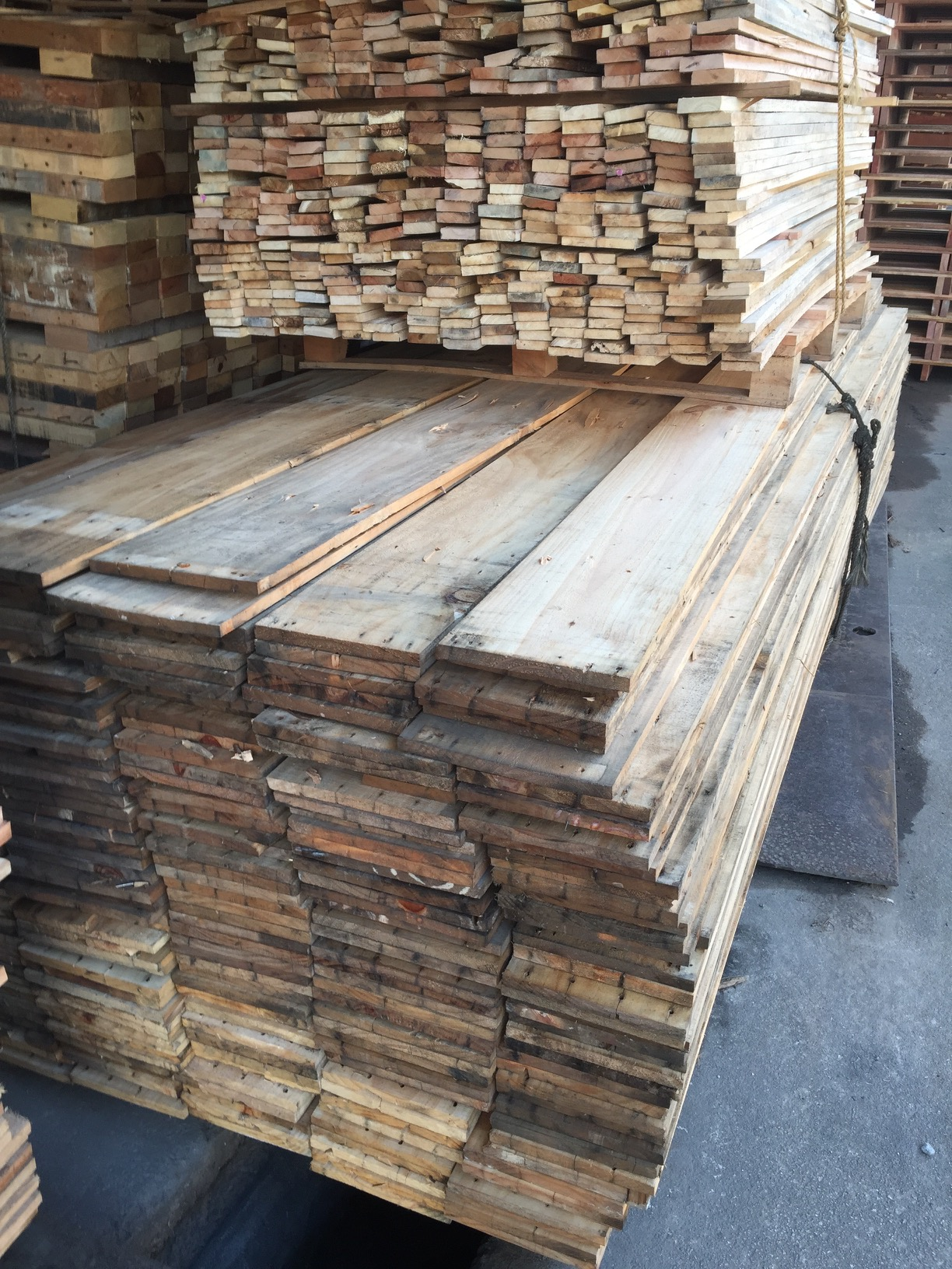 Recycled Wooden Pallets Xcel Industrial Supplies